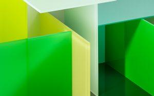 Plexiglasplatten